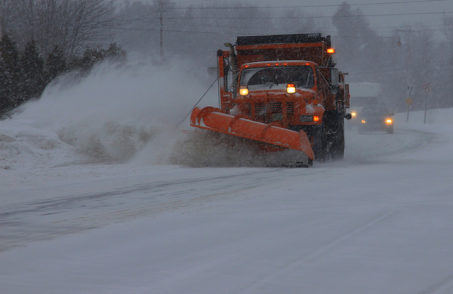 Plow trucks to be replaced by Solar Roads? Not happening.